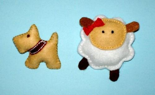 El perro y la oveja
