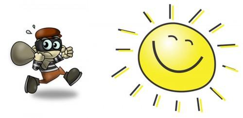 El sol y el ladrón