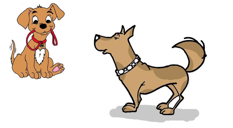Las dos perras