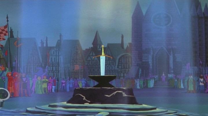 La espada y el caminante - fábulas de Esopo