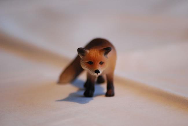La raposa y el gallo - fábulas de esopo
