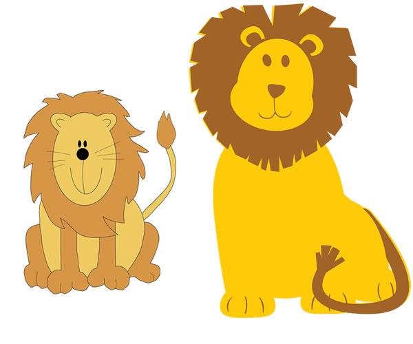 el-leon-y-su-hijo