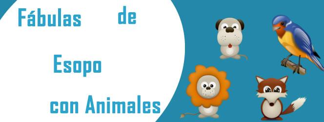 fábulas con animales